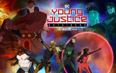'Young Justice: Outsiders' Trailer Released