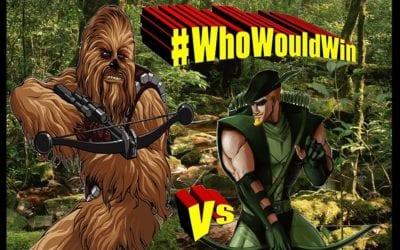 #WhoWouldWin: Green Arrow vs. Chewbacca