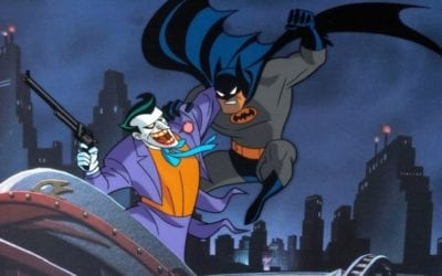 'Batman: The Animated Series' Blu-Ray Boxed Set Is Available Now