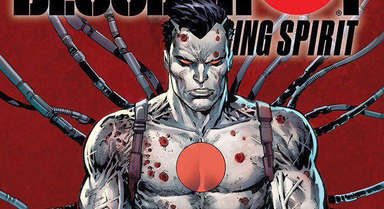 Bloodshot Rising Spirit #1 REVIEW
