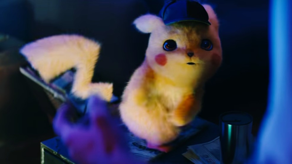 TRAILER: Pokemon Come To Life In Legendary's 'Detective Pikachu' Movie