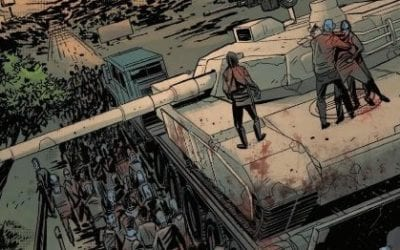 Road of the Dead : Highway to Hell #1 Review