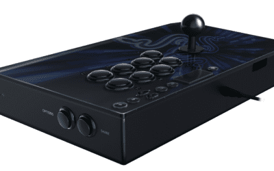 Razer Launches the Panthera Evo Arcade Fight Stick for PS4