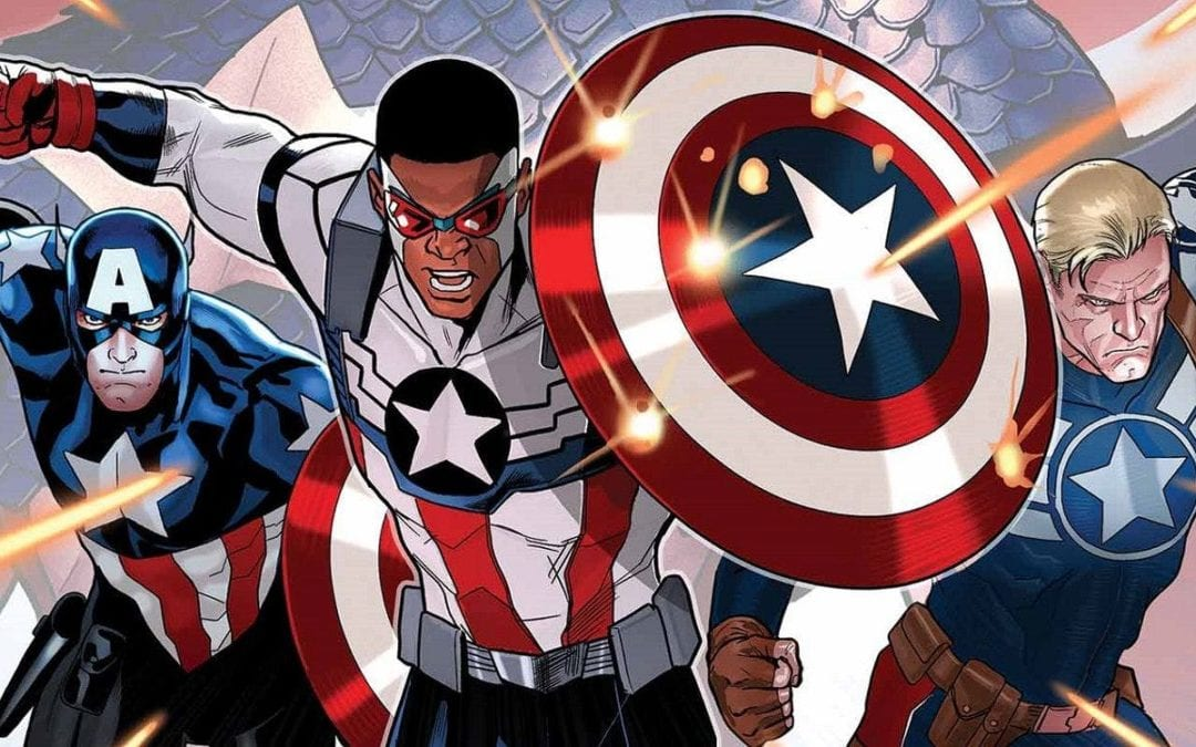 Lets Talk About the Future of Captain America