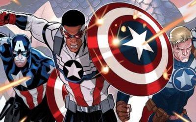 Avengers Endgame Captain America Update!
