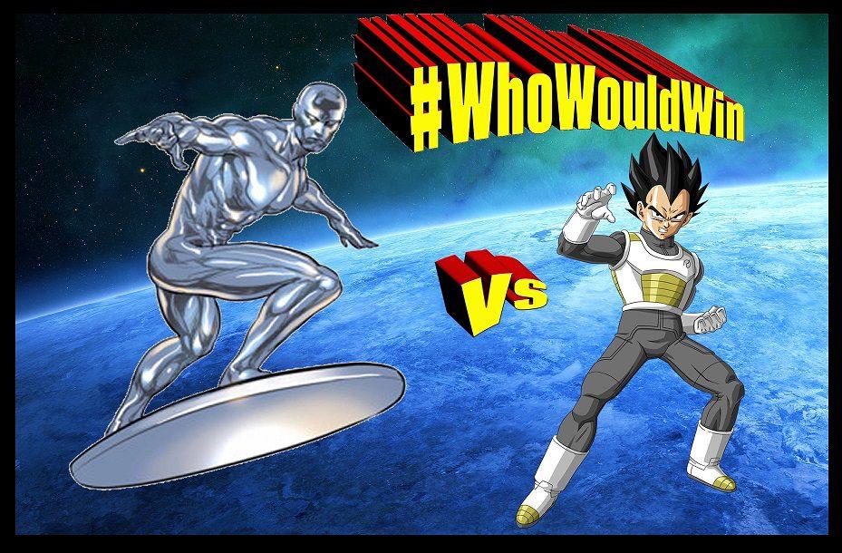 #WhoWouldWin: Silver Surfer vs. Vegeta