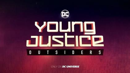 'Young Justice: Outsiders' Sets January 2019 Release Date