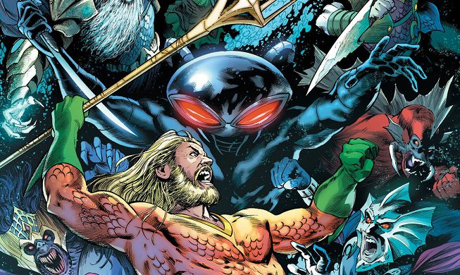 Aquaman #42 Review