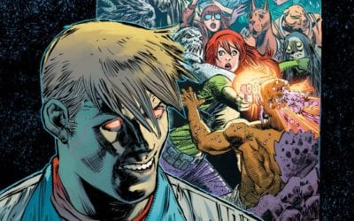 Scooby Apocalypse #31 Exclusive Preview