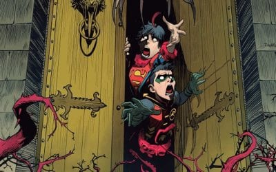 Adventures of the Super Sons #4 Review