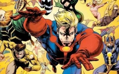 Characters Breakdowns Revealed For Marvel's 'The Eternals'