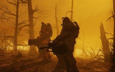 Fallout 76 beta kickoff