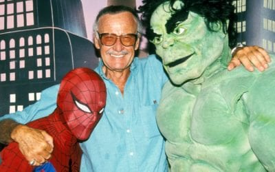 Thank you, Stan Lee