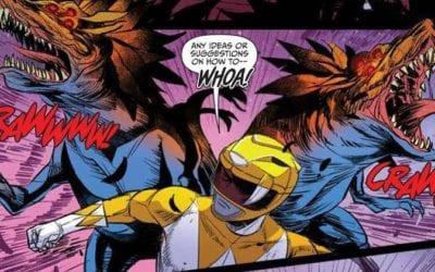 Go Go Power Rangers #14 Review