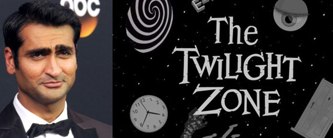 Kumail Nanjiani Is Entering 'The Twilight Zone'