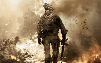 Joe Robert Cole To Write 'Call of Duty' Movie Sequel