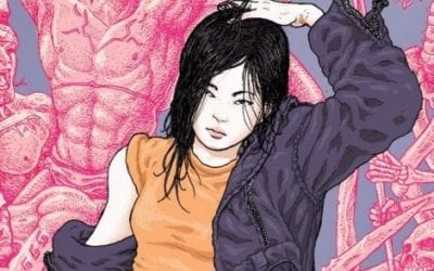 Border Town #3 Review