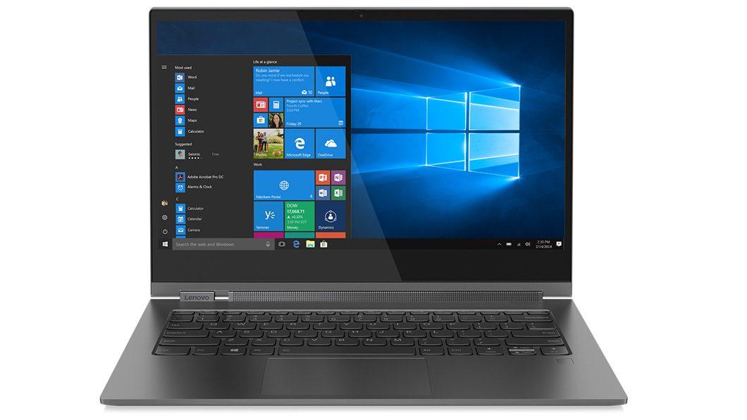 Review: Lenovo Yoga C930
