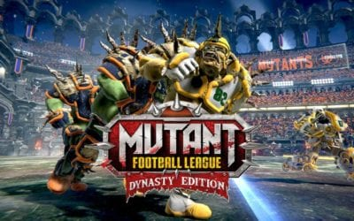 Mutant League Football Nintendo Switch Impressions