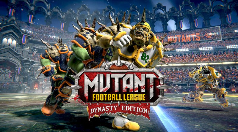 Mutant League Football Nintendo Switch Impressions