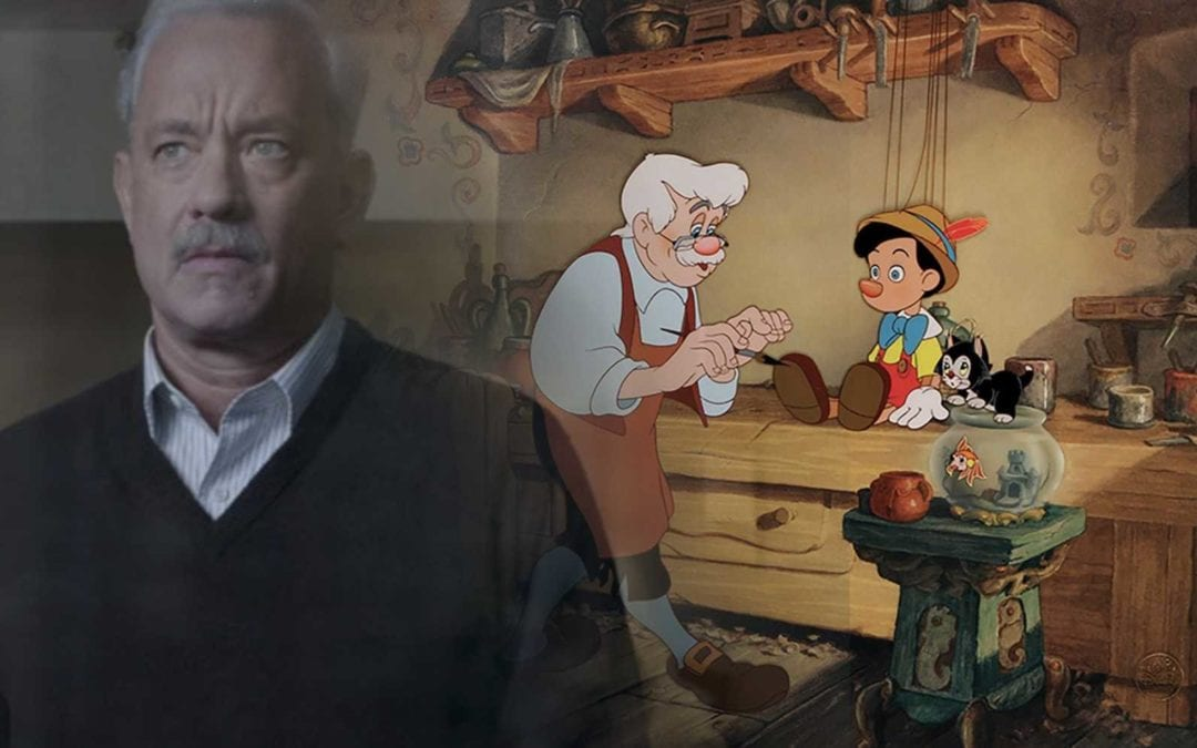 Tom Hanks Courted as Geppetto in Disney's Live-Action 'Pinocchio'
