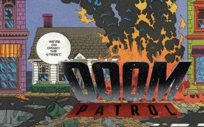 EXCLUSIVE: Danny The Street And Darren Jones To Appear In 'Doom Patrol' Show