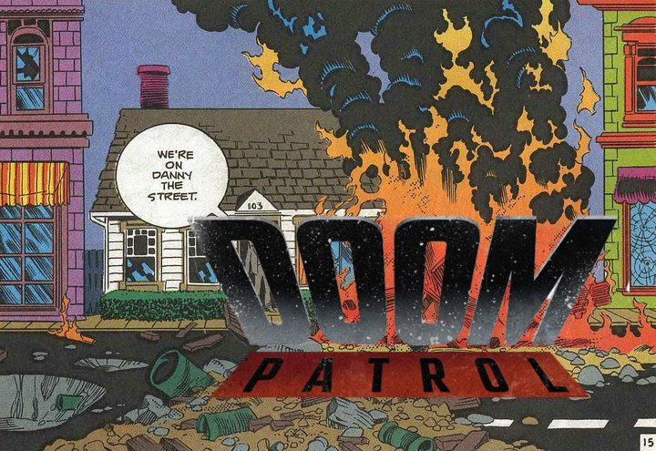 EXCLUSIVE: Danny The Street And Darren Jones To Appear In 'Doom Patrol' Show