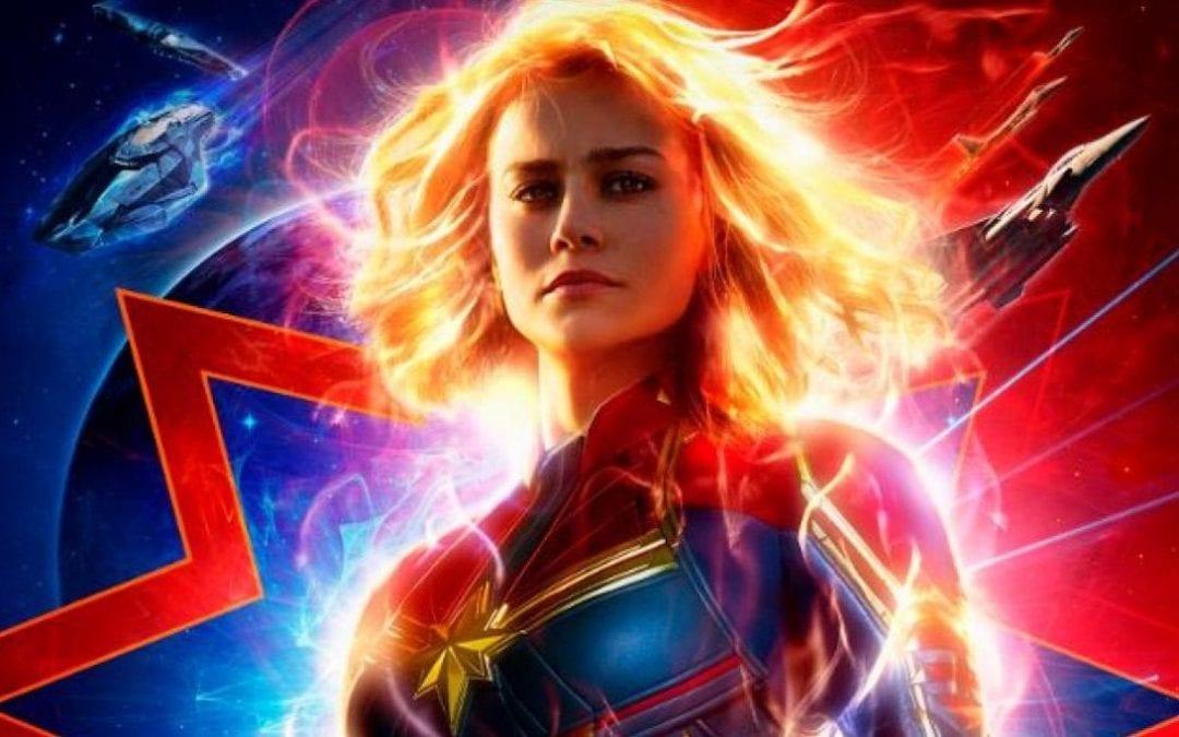 'Captain Marvel' Trailer #2 Released