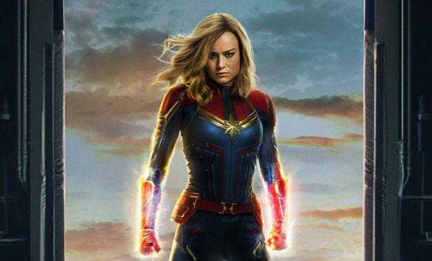 New 'Captain Marvel' Poster Released