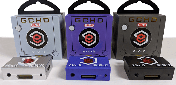 EON Announces The GCHD Mk-II