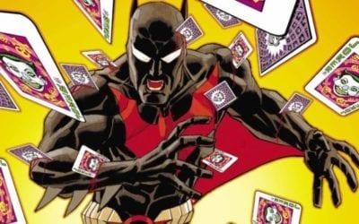 Batman Beyond #27 REVIEW