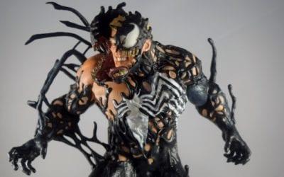 Diamond Select Marvel Gallery VENOM Statue Review