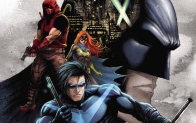 Nightwing #55 REVIEW
