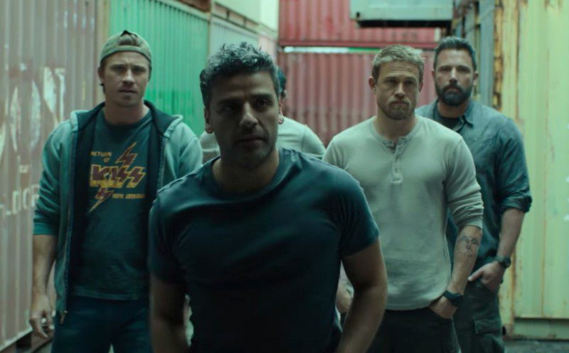 'Triple Frontier' Trailer: Ben Affleck Is Back In Action For New Netflix Movie