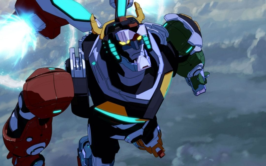 Geek To Me Radio #118: Voltron Extravaganza Part 2