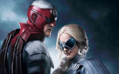 'Titans': Hawk And Dove Confirmed For Season Two-Other Bits Of Information