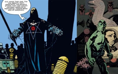 Abe Sapien And Rasputin To Appear In 'Hellboy'