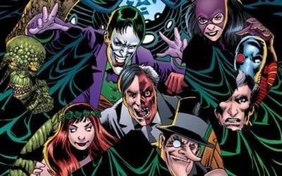 Batman Kings of Fear #5 REVIEW
