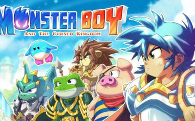 Monster Boy and the Cursed Kingdom [Review]