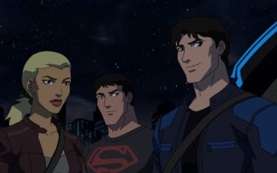 'Young Justice: Outsiders' Episodes 1-3 Review
