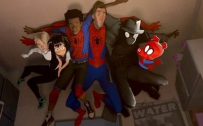 Spider-Man: Into TheSpider-Verse Review