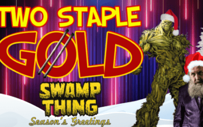 Two Staple Gold: Swamp Thing #38