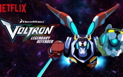 Geek To Me Radio #117: Voltron and Andrea Romano