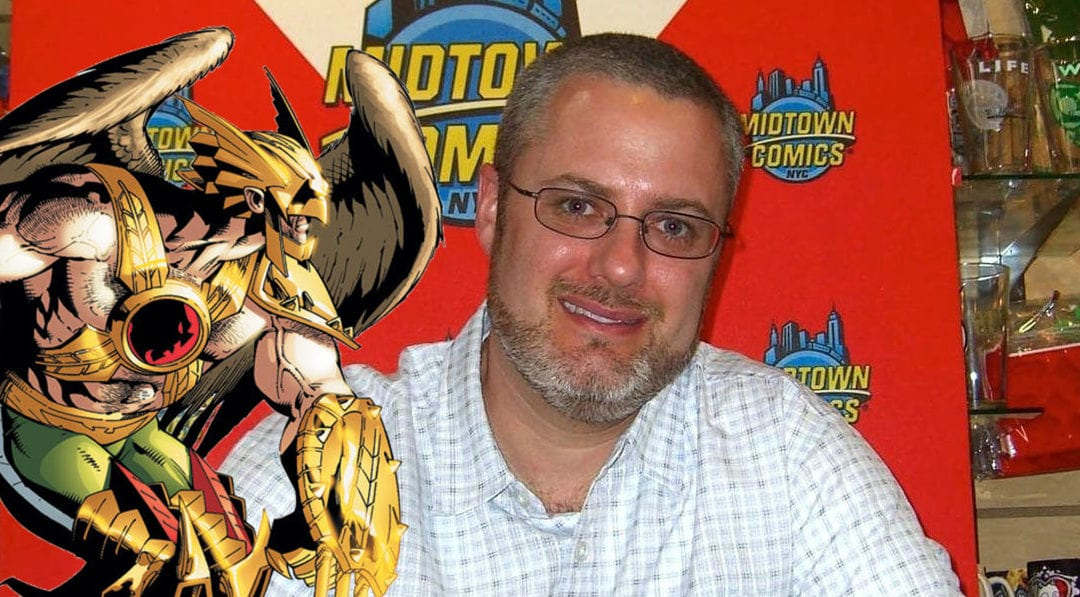 Exploring Thanagar And More With Robert Venditti (Interview)