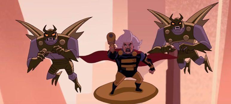 EXCLUSIVE: DC's 'New Gods' Villains Revealed