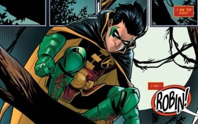 Adventures of the Super Sons #6 Review