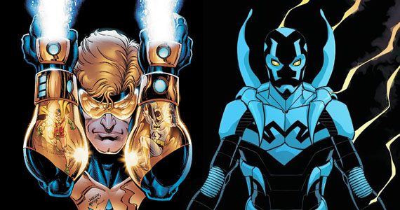 Rumor: Booster Gold To Appear In DC's 'Blue Beetle' Movie