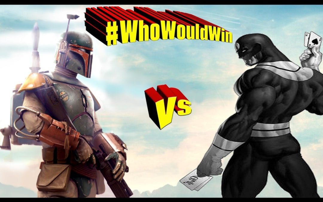 #WhoWouldWin: Boba Fett Vs. Bullseye