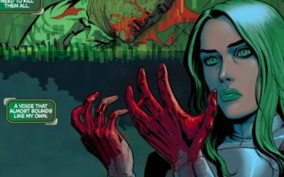 Cyber Force #8 Review