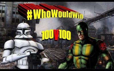 #WhoWouldWin: Clone Army vs. Hydra